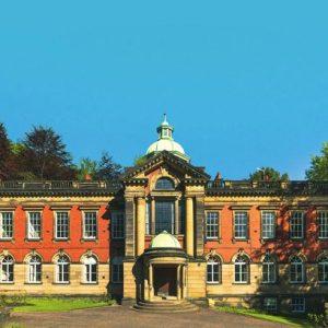 Durham miners hall at redhills