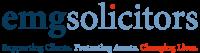 EMG solicitors logo